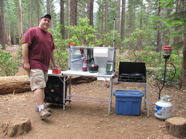Bass Pro Shops Deluxe Camp Kitchen Off Road Vehicles